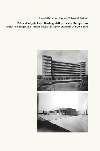 Rudolf Hamburger, Richard Paulick