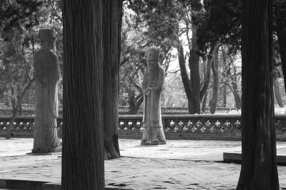 Confucius Tomb Qufu