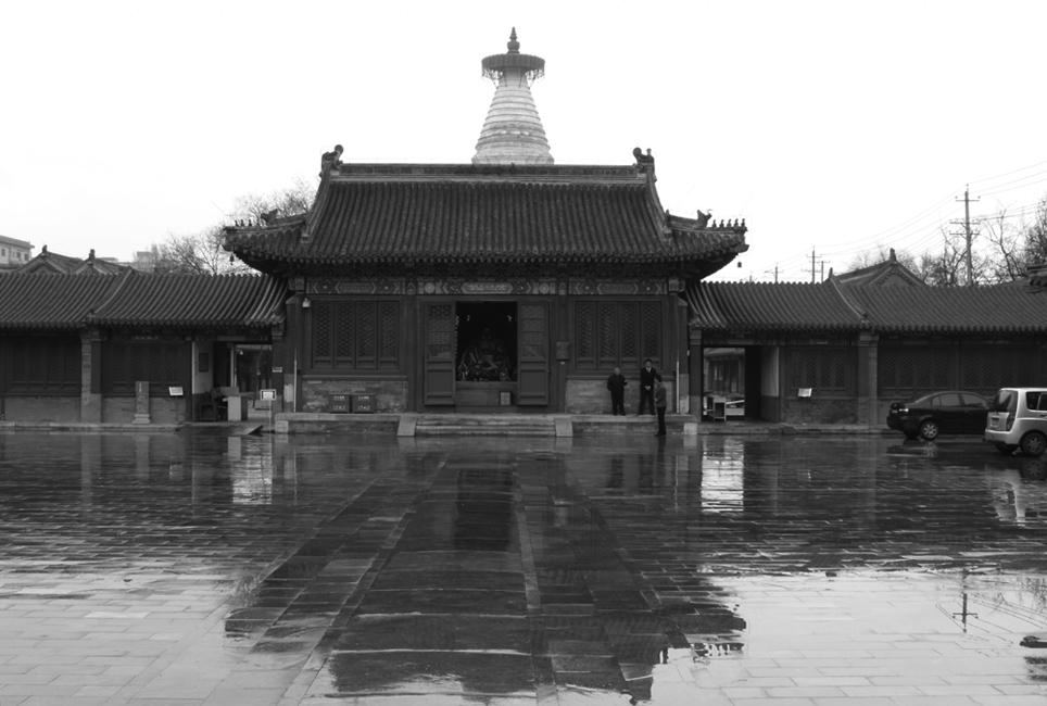 Miaoying Temple Beijing