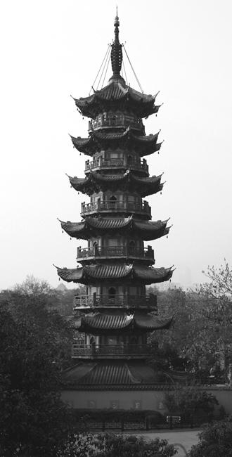 Longhua pagoda Shanghai