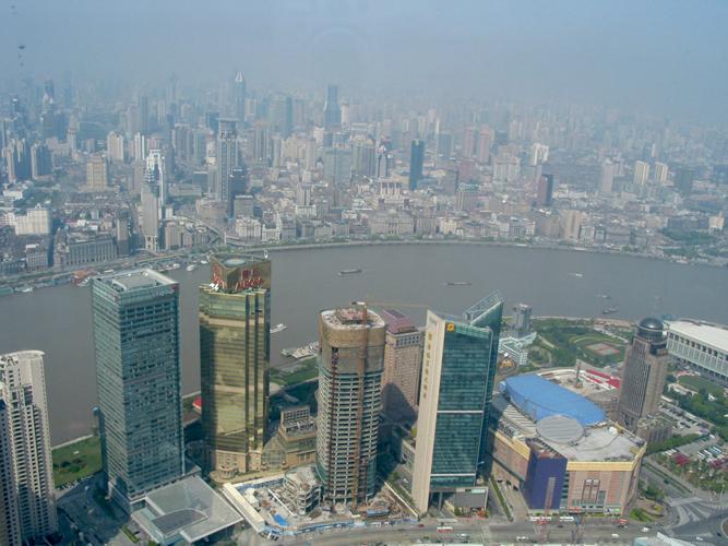 Shanghai Jin Mao Tower SOM