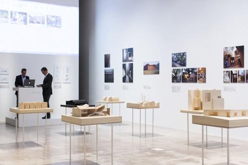 Dornbirn, 25.6.2015 Zumtobel, Ausstellungseroeffnung im Lichtforum