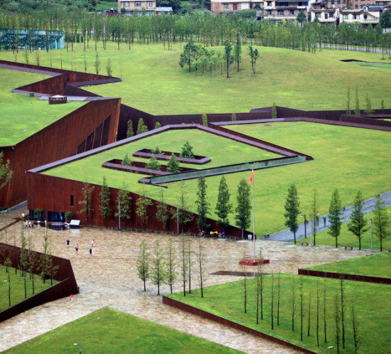 Sichuan memorial