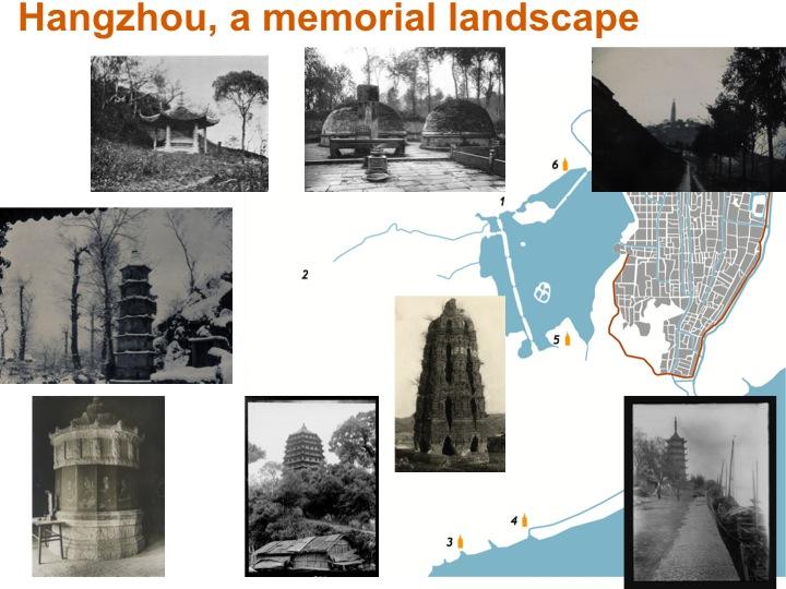 memorial landscape Hangzhou