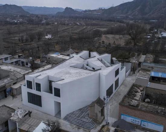 CU Office: Dongxiang Cultur Center, Maxiang Village, 2019