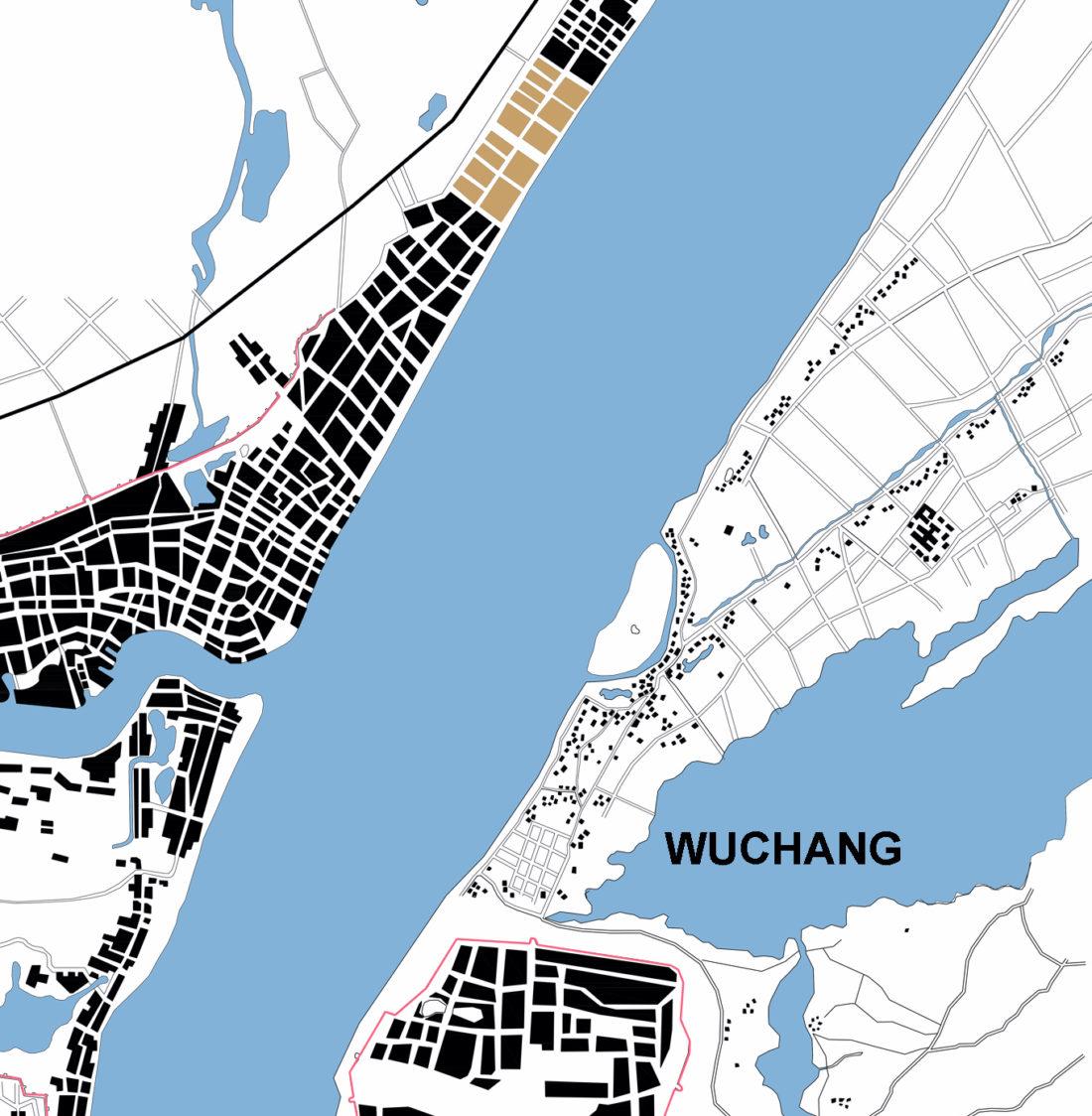 kolonial Wuhan