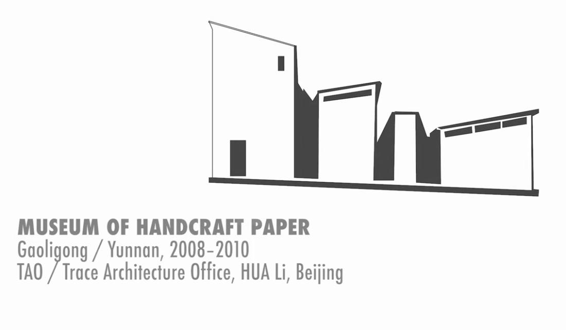 Museum of handcraft paper